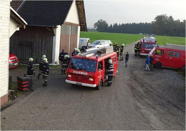 Übung Breitenried